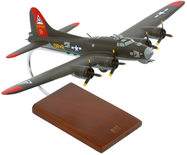 B-17G (OLIVE) FLYING FORTRESS (909)<br>