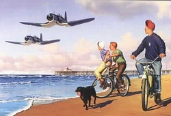 Balboa Rendezvous  1944<br> By Stan Vosburg<br>