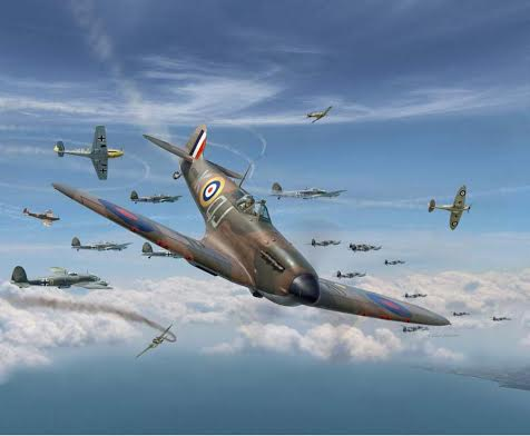 Battle of  Britain <br> NEW RELEASE by Jim Laurier