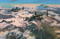 Battle of the Brenner<br> The Battle for Italy Portfolio<br> By Anthony Saunders<br>
