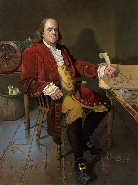 Ben Franklin: Patriot and Renaissance Man<br> by Dean Morissey