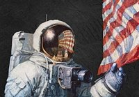 Beyond A Young Boy's Dream by Alan Bean