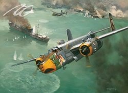 Raid On the China Coast<br>By Jack Fellows