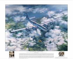 BOCKSCAR OVER NAGASAKI by RANDY GREEN
