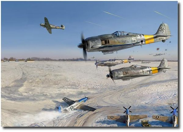 Operation Bodenplatte  - Debacle at Y-29 by Jack Fellows