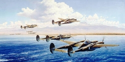 Bogey's Eleven O'Clock High<br> By Robert Taylor<br> Yamamoto Raid Signatures<br>