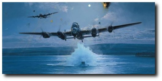 R.A.F. BOMBER COMMAND <br>Including THE DAMBUSTERS