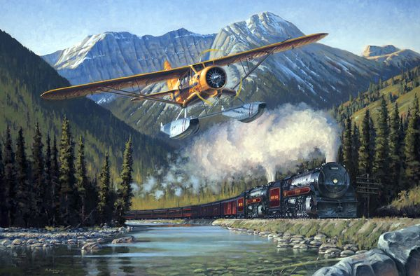 Canadian Classics<br> NEW RELEASE by Ross Buckland<br> $145<br>