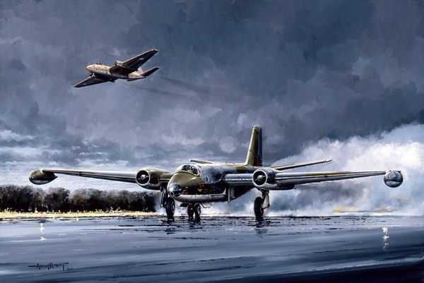 CANBERRA TRIBUTE by MICHAEL RONDOT