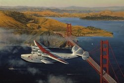 Clipper At The Gate<br> By William S. Phillips<br>