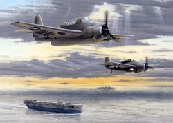 Closing The Gap<br> Grumman TBM Avenger<br>FM Wildcat<br>By Don Feight