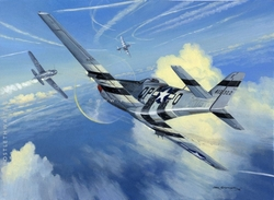 COMBAT OVER BUDAPEST by MARK POSTLETHWAITE
