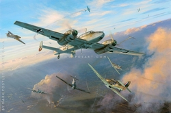 COMBAT OVER CROYDON by MARK POSTLETHWAITE