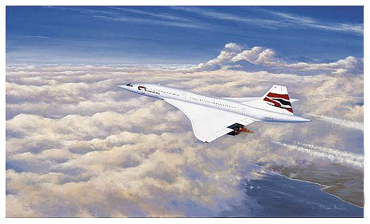 Concorde - Second to None by Stephen Brown