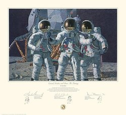 CONRAD, GORDON AND BEAN - THE FANTASY <br> by ALAN BEAN