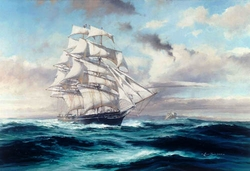 Cutty Sark by Robert Taylor