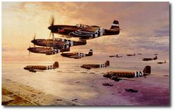 """<b style= """"color: black;font-weight:bold,""""> <big><big><center> �D Day Airborne Assault� Gicle� by Robert Taylor</big></center>"""
