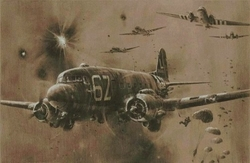 "<big>""D-Day Drop - Stick 21""  By Robert Taylor</big><br>Very Low Inventory"