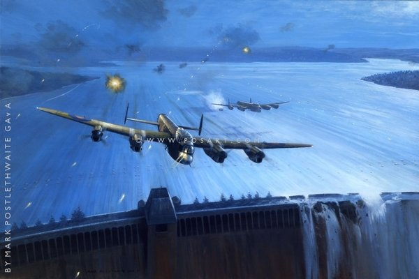 Dambusters! <br> By Mark Postlethwaite