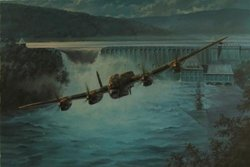Dambusters<br> By Anthony Saunders