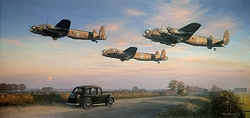"""<big><center>""""Dambusters, A Moment in History"""" by Mark Postlethwaite </big></center>"""