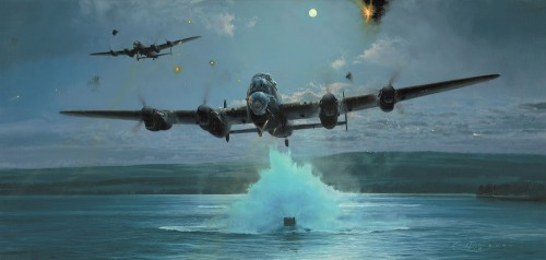 """Dambusters-The Impossible Mission"" by Robert Taylor"
