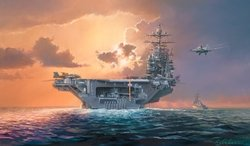 Dawn Operations, Abe Lincoln Style<br> By Rick Herter<br>