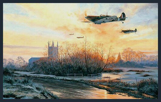Dawn's First Light<br> Polish Fighter Squadron<br>By Stephen Brown<br>