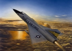 Delta Dawn<br>  F-106 by Don Feight