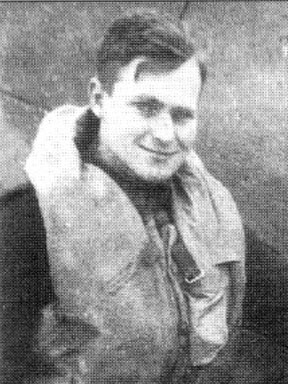 GROUP CAPTAIN DENYS GILLAM, DSO<br> Battle of Britain<br>