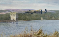 Derwent Dam, Practice Dam <br> By Robin Smith<br>