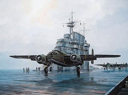 """Doolittles Tokyo Raiders<br> By Stan Stokes<br> Signed By Gen Doolittle<br> <b style= """"color: blue; font-weight:bold,"""">     Doolittle Raid </b>"""