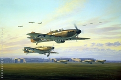 DUXFORD SCRAMBLE by MARK POSTLETHWAITE