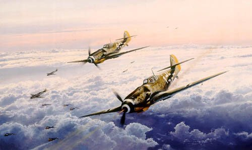 Eagles Out of the Sun <br> by Robert Taylor<br> Secondary Market<br> $995<br>