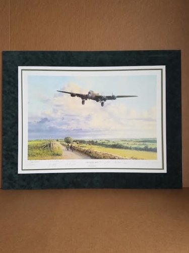 Early Morning Arrival<br>By Robert Taylor <br> The Dambuster Victoria Cross Edition<br>