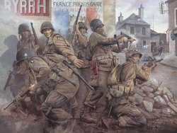 Easy Company - The Taking of Carentan<br> by Chris Collingwood