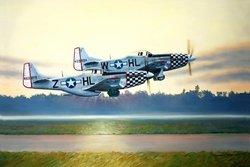 En Route From Duxford<br> By Mark Winter<br>NEW Giclee Edition<br>