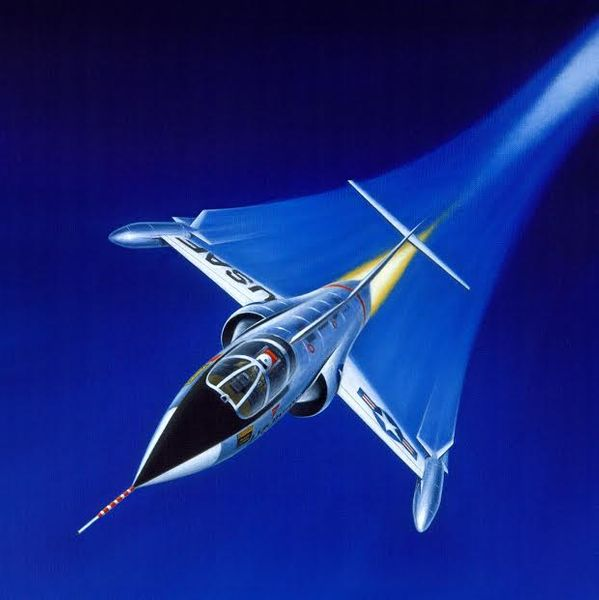 F-104 - Starfighter<br> Print Choice #1<br>