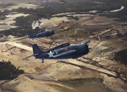 F-4F Wildcat Over Henderson Field<br>