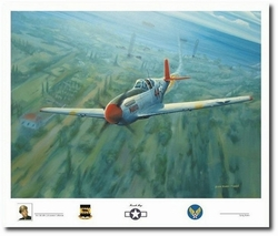 """Farewell Margo<br> Darby Perrin<br> <b style=""""color:red;font-weight: bold;"""">   TUSKEGEE AIRMEN</b>"""