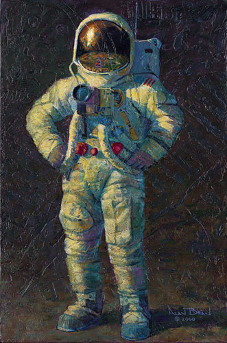 Feelin' Fine by Alan Bean