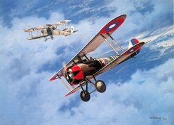 "FIFTH VICTORY by ROY GRINNELL   <b style=""color:blue;font-weight: bold;"">   Signed by WWI Ace Douglas Campbell<br></b>"