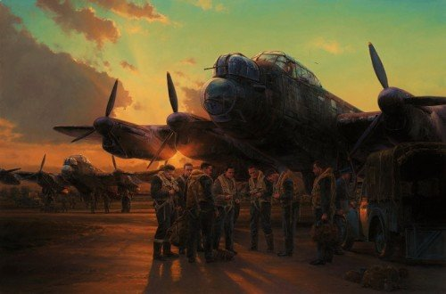 Final Briefing<br> New Release By Anthony Saunders<br><Dambusters Portfolio<br>