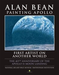 First Artist on Another World by Alan Bean