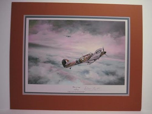 First of Many - Tribute to Douglas Bader<br>