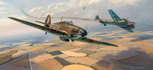 FIRST VICTORY by MARK POSTELTHWAITE