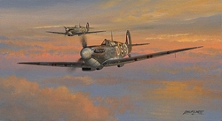 Fleeting Moments <br> By Phillip West <br>Douglas Bader<br>