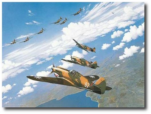 Flying Tigers <br> Secondary Market<br> By Stan Stokes