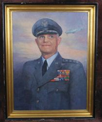 <big><big><center> �General John K. Cannon Portrait� by Geraldine Birch</big></big></big></center>