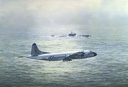 Got Ya! - P-3 Orion & Russian Submarine<br> By R.G. Smith